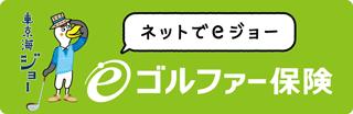 【eゴルファー保険】