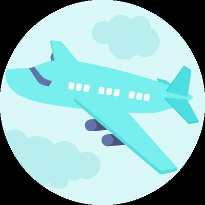 予約した旅行のキャンセル、飛行機遅延の補償が受け取れる